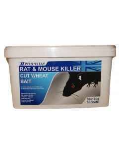 Wynnstay Rat and Mouse Killer 50 x 100g