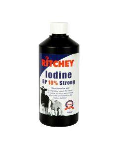 Ritchey Iodine 10% 500ml