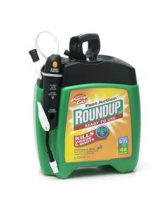 Roundup Pump & Go Weedkiller - 5 Litre