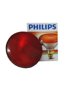 Phillips Infrared Bulb Ruby 175W