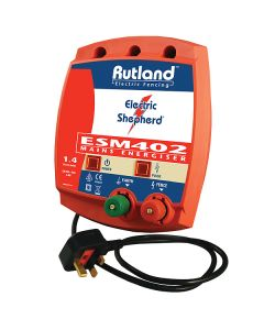 Rutland ESM402 Mains Electric Fence Energiser