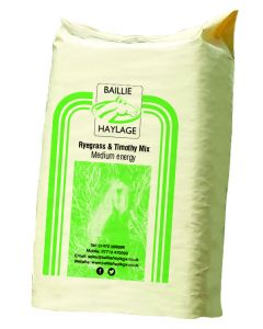 Baillie Haylage Ryegrass and Timothy Green
