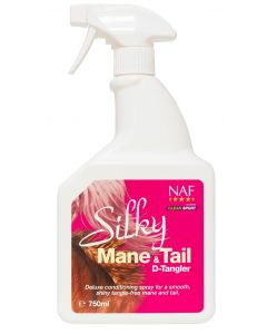 NAF D-Tangler Silky Mane & Tail Spray 750ml