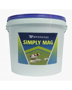 Wynnstay Simply Mag Bucket 20kg