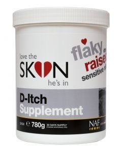 NAF D-Itch Supplement 780g