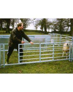 "Bateman 10"" Sliding Race Sheep Hurdles"