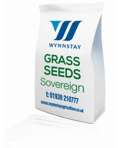 Sovereign - Dual Purpose Cut and Graze Grass Seed Mix Plus Clover