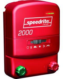 Speedrite 2000 Unigizer MKII (Battery, Mains, Solar)