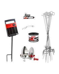 Speedrite Strip Grazing Kit, Cattle (Inc. S150 Energiser)