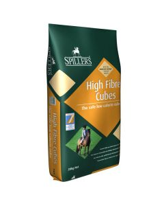 Spillers High Fibre Cubes - 20kg