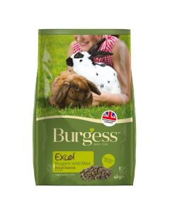 Burgess Supa Rabbit Excel - 4kg