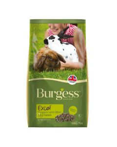 Burgess Supa Rabbit Excel - 10kg