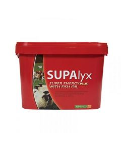 SUPAlyx Super Energy Plus with Fish Oil 22.5kg