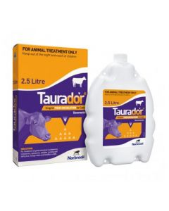 Taurador Cattle Pour On