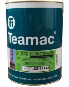 Teamac Chlorinated Parlour Paint