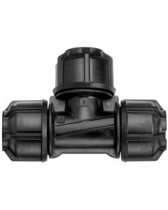 Philmac Tee Joint Equal Pol x Pol 25mm