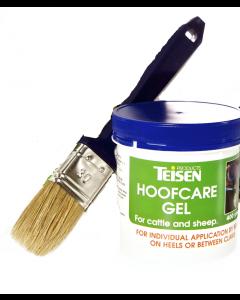 Teisen Hoofcare Gel & Brush
