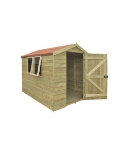 Forest Garden Tongue & Groove 8 x 6 Apex Shed