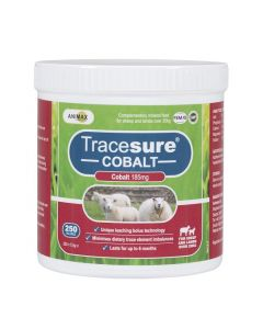 Tracesure Sheep Co 250 Boluses