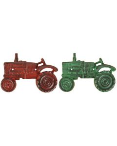 Fallen Fruits Cast Iron Tractor Bottle Opener