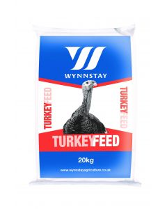 Turkey Fast Finisher Pellets 20kg