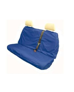 Black Universal Rear Seat Cover