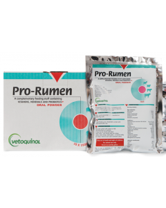 Vetoquinol Pro-Rumen 1 x 150g