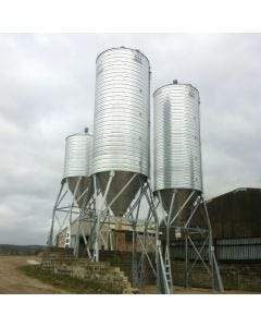 V-Mac Diet Feeder Single Silo