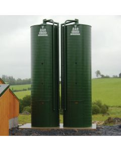 V-Mac Enclosed Silo