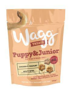 Wagg Puppy Chicken Treats