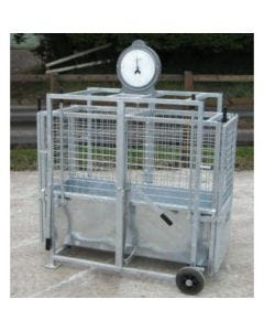 Bateman Heavy Duty Weighing Crate