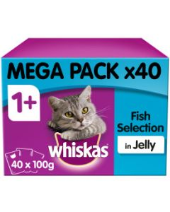 Whiskas Fish Pouch