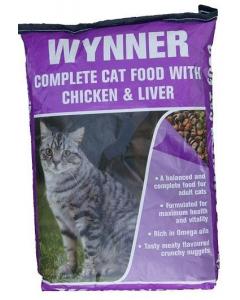 Wynner Cat Food Chicken & Liver