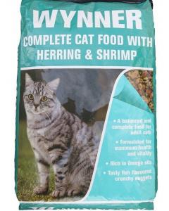 Wynner Cat Food Herring & Shrimp